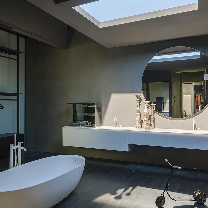 CoeLux Wohnraum Schaltfläche